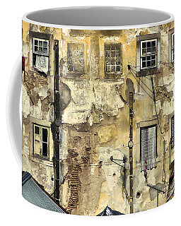 Urban Lisbon Coffee Mug