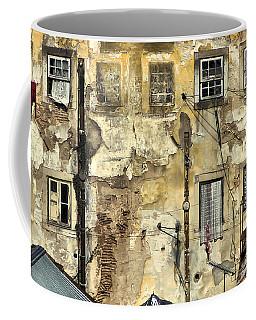 Urban Lisbon Coffee Mug