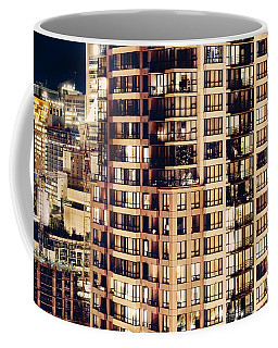 Coffee Mug featuring the photograph Urban Living Dclxxiv By Amyn Nasser by Amyn Nasser