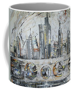 Urban Rumble Coffee Mug