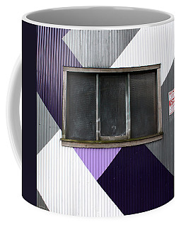 Urban Window- Photography Coffee Mug