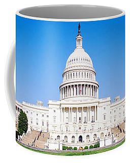 Us Capitol, Washington Dc, District Of Coffee Mug