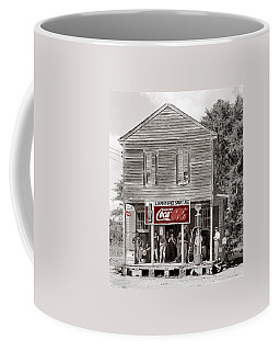 U.s. Post Office General Store Coca-cola Signs Sprott  Alabama Walker Evans Photo C.1935-2014. Coffee Mug