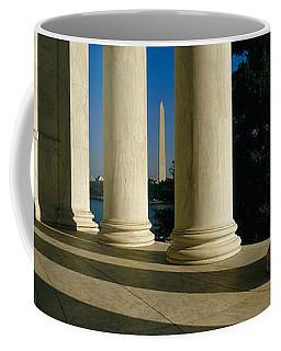 Usa, District Of Columbia, Jefferson Coffee Mug