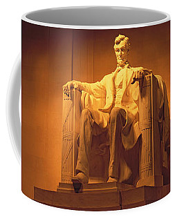 Usa, Washington Dc, Lincoln Memorial Coffee Mug
