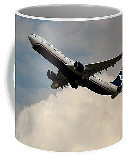 Usair Airbus Coffee Mug