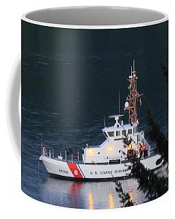 Uscgc Blue Shark Coffee Mug