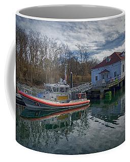 Usgs Castle Hill Station Coffee Mug