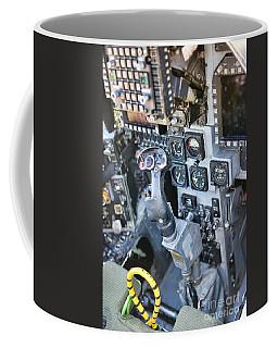 Usmc Av-8b Harrier Cockpit Coffee Mug