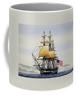 Uss Constitution Coffee Mug