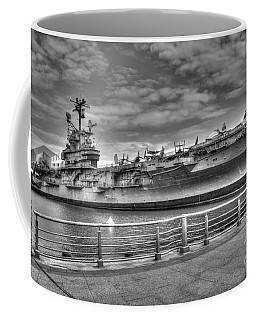 Uss Intrepid Coffee Mug