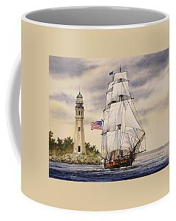 Uss Niagara Coffee Mug