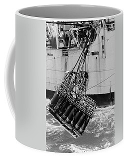 Uss Rainier Transfers Ordnance Coffee Mug