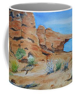 Utah - Arches National Park Coffee Mug