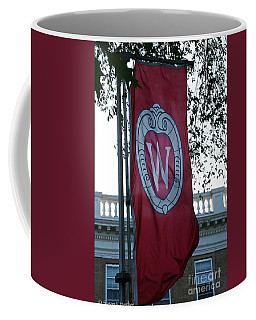 Uw Flag Coffee Mug