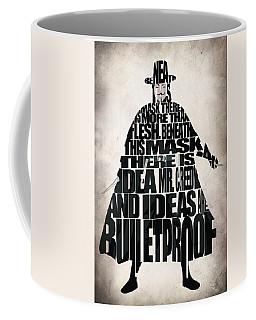 V For Vendetta Coffee Mug