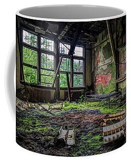 Vacant Coffee Mug