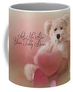 Valentine Bear 2 Coffee Mug