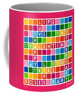 Valentines Crossword Puzzle-jp2455 Coffee Mug