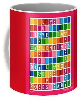 Valentines Crossword Puzzle-jp2456 Coffee Mug