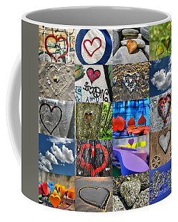 Valentine's Day - Hearts For Sale Coffee Mug
