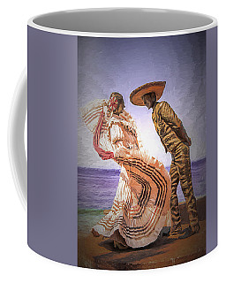 Vallarta Dancers Coffee Mug