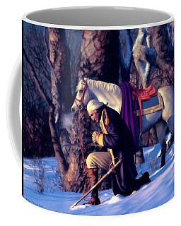 Valley Forge Coffee Mug by Dave Luebbert