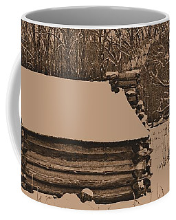 Valley Forge Winter 1 Coffee Mug
