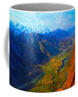 Valley Shadows Coffee Mug