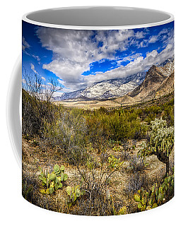 Coffee Mug featuring the photograph Valley View 27 by Mark Myhaver