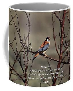 Value Coffee Mug by Lynn Hopwood