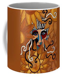 Van Gogh Meets Picasso Coffee Mug