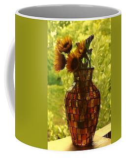 New Orleans Van Gogh Vase Revisited Coffee Mug