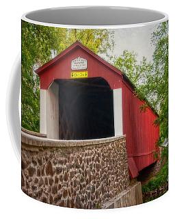 Van Sandt Bridge Coffee Mug