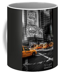 Van Wagner - Colorkey Coffee Mug