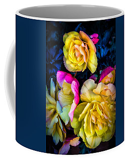 Vancouver Island Roses Coffee Mug
