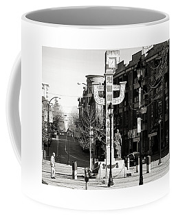 Vancouver's Chinatown Coffee Mug by Cendrine Marrouat