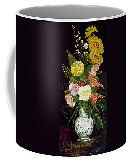 Vase Of Flowers, 1886 Coffee Mug