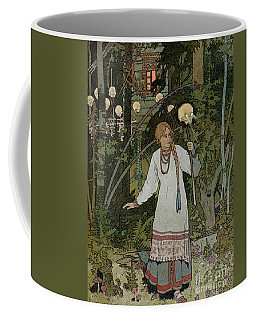 Vassilissa In The Forest Coffee Mug