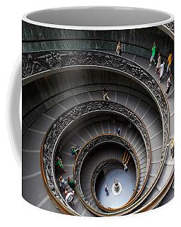 Vatican Spiral Staircase Coffee Mug