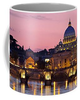 Vatican Twilight Coffee Mug
