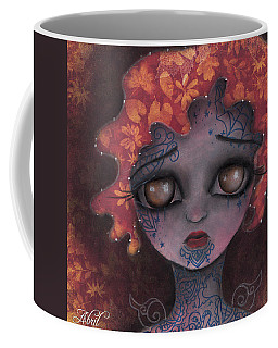 Vayo Coffee Mug by Abril Andrade Griffith