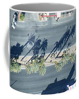 Veepalm Coffee Mug by Brian Boyle