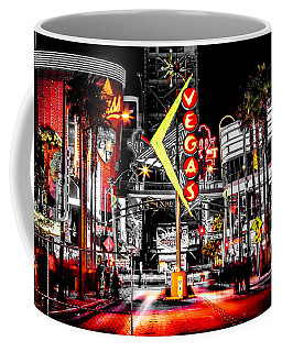 Vegas Nights Coffee Mug