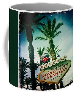 Vegas Coffee Mug by Nina Prommer