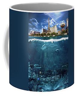 Las Vegas Sharks Coffee Mug