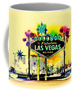 Vegas Weekends Coffee Mug