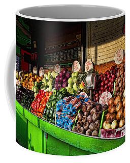 Greenwich Village Market Coffee Mug