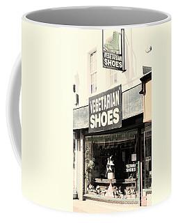 Vegetarian Shoes Coffee Mug