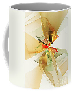 Veildance Series 1 Coffee Mug by Klara Acel